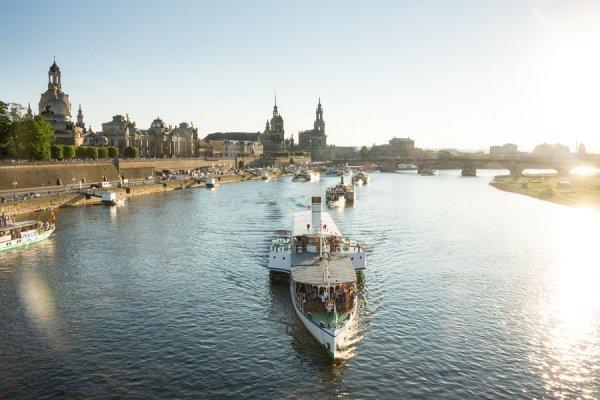 Riverboat Shuffle Dresden