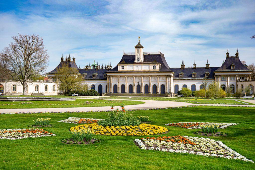 Frühlingserwachen im Schlosspark Pillnitz